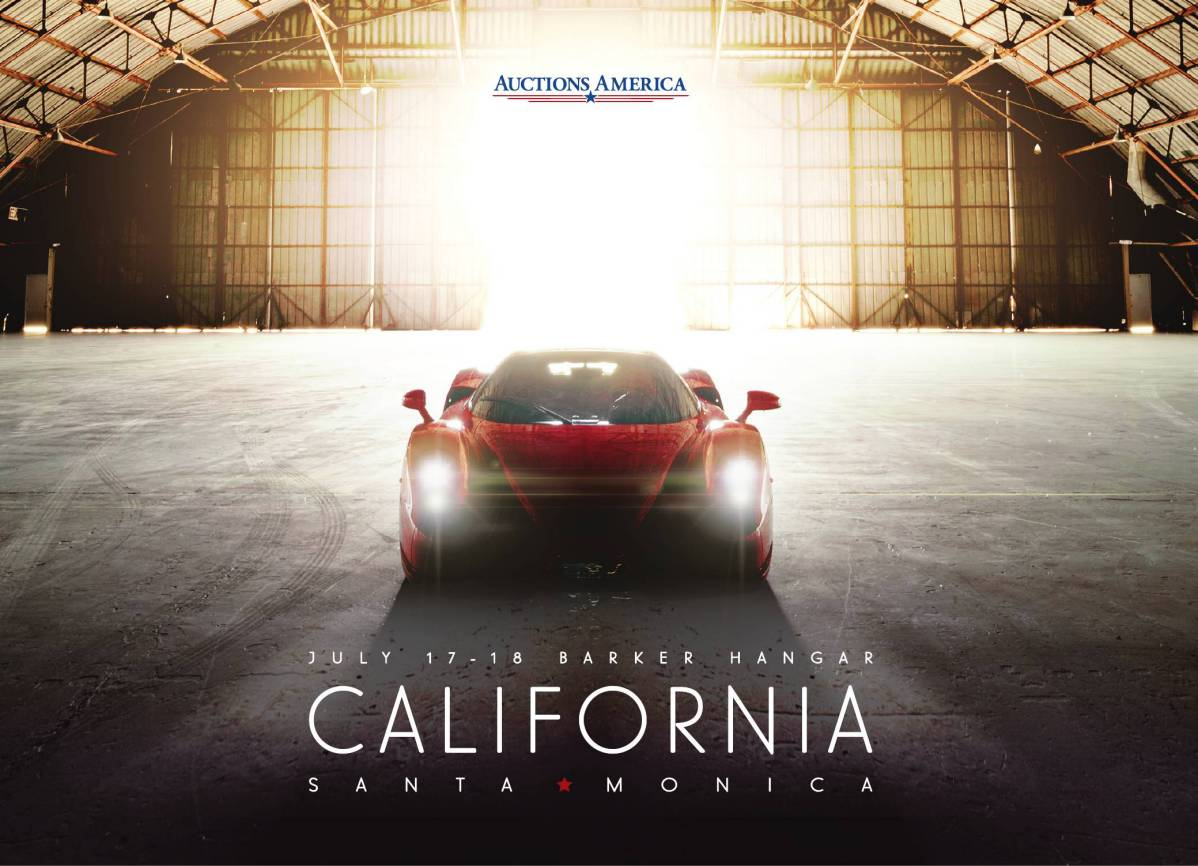 2015 California Santa Monica Collector Car Auction Auctions America Figure 1 Simple Battery Charger Circuit Schematic Circuitstoday