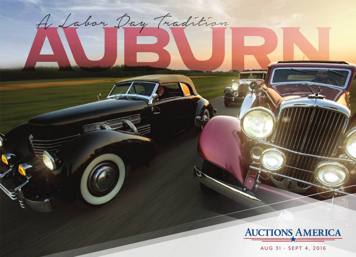 2016 Auburn Fall Collector Car Auction Auctions America 1961 Corvette Wire Harness Routing
