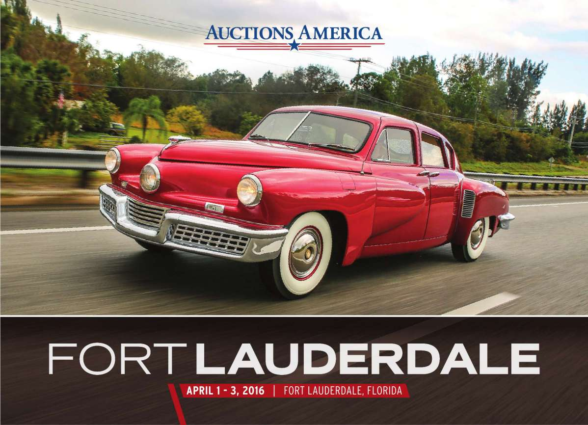 2016 Fort Lauderdale Collector Car Auction Catalog Auctions America 454 Bbc Gm Distributor Coil Wiring