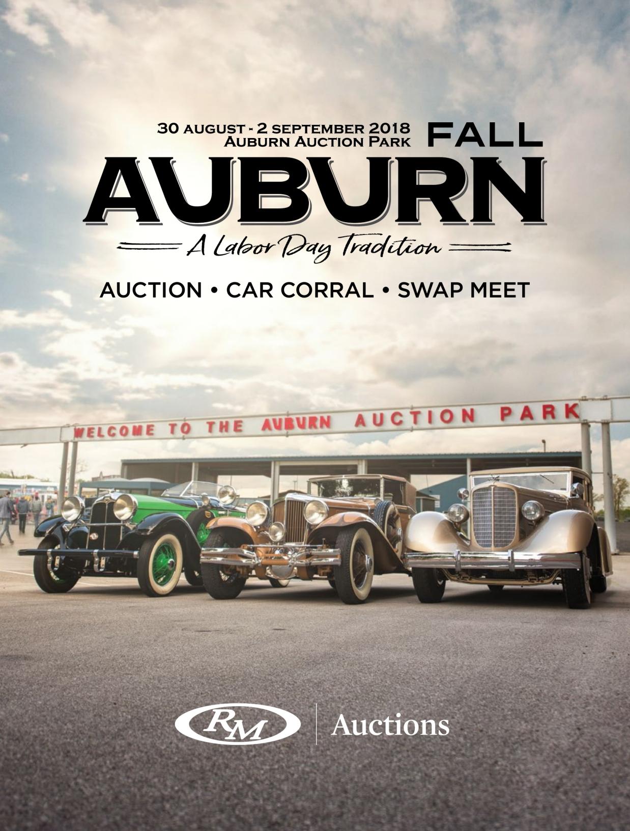 Auburn Fall, 2018