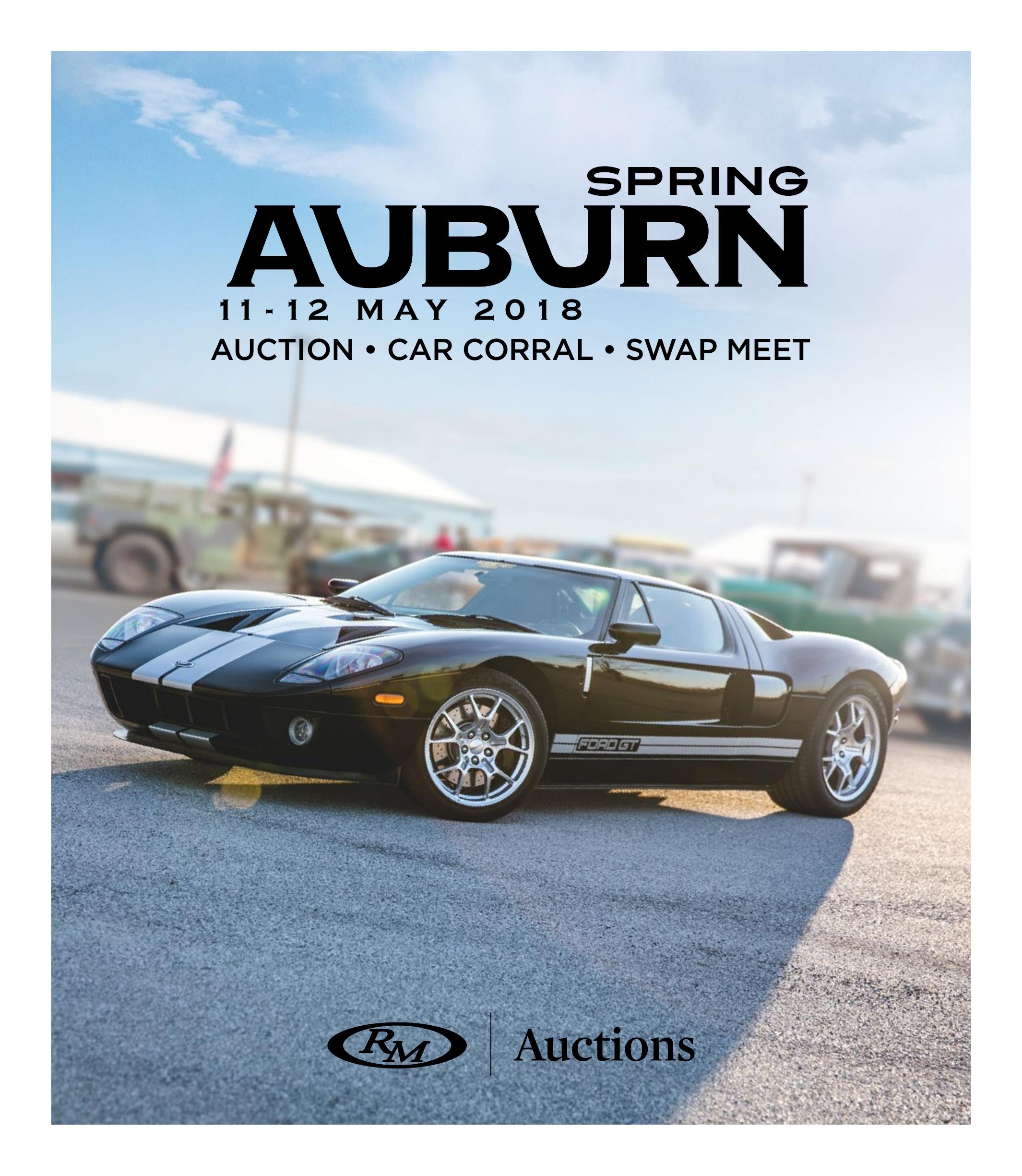 The Auburn Spring Newspaper, 2018